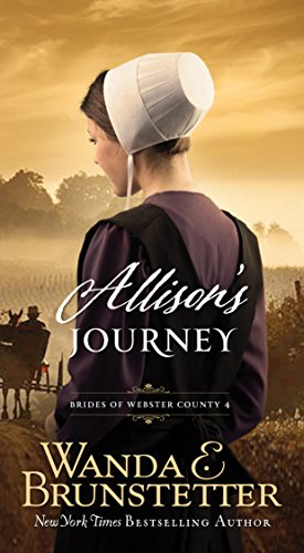 book cover of Allison\'s Journey