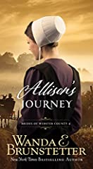 Allison Troyer is of marriageable age and needs to learn how to manage an Amish household. Can a girl who feels as faceless, purposeless, and neglected as her tattered Amish doll find her way among strangers? James Esh likes w...