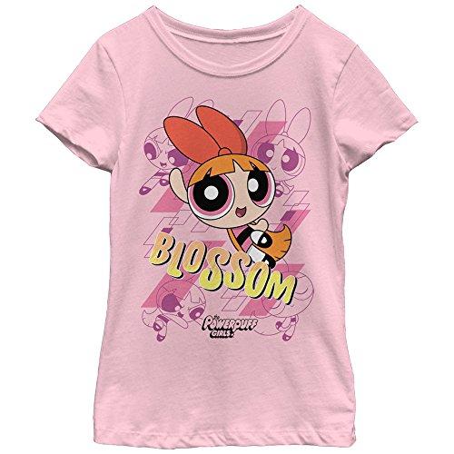 The Powerpuff Girls Girls' Blossom Light Pink -