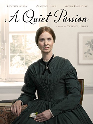 A Quiet Passion - Standing Portrait