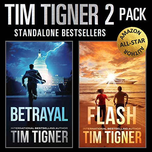 Tim Tigner 2 Pack: Standalone Thrillers