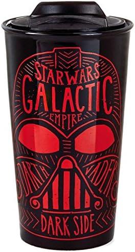 Black Brand New Water Bottle Underground Toys Star Wars Travel Mug