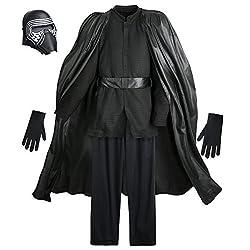 Disney Store Deluxe Kylo Ren Star Wars Last Jedi Costume...