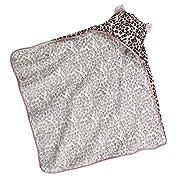 Baby Ganz Li'l Leopard Hooded Towel