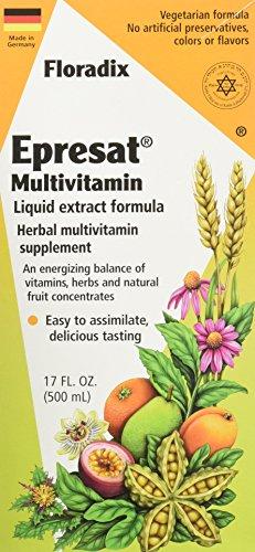 Salus-Haus - Floradix Epresat Adult Multivitamin - 17 oz