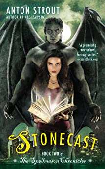Stonecast (A Spellmason Chronicle Book 2) by [Strout, Anton]