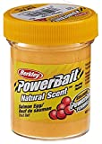 Berkley PowerBait Natural Scent Trout Bait (Salmon Peach, 6-Pack)