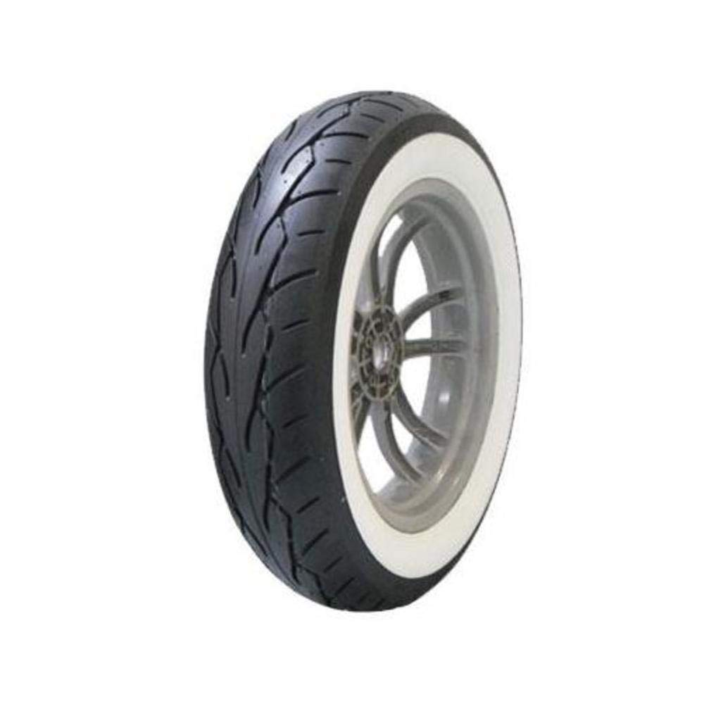Vee Rubber White wall Radial Tire - 200/60R16