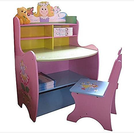 Hada aprendizaje escritorio con silla/mesa de cama dormitorio ...