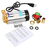 Amarine-made 110V 60Hz 90W Stainless Self Priming Automatic Shower Washing Machine Water Booster Pump