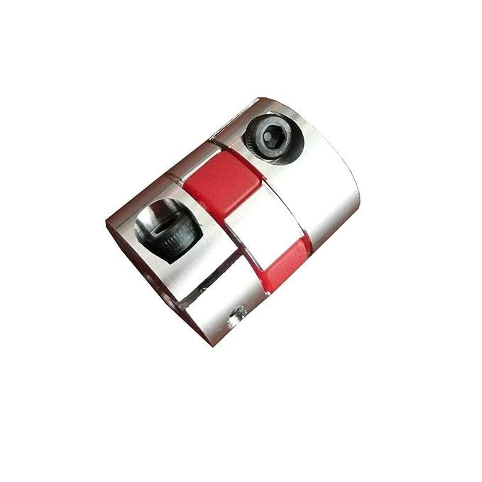 WNJ-Tool, 1pc D25L30 de 4 mm a 12 mm de Aluminio XB Acoplamiento ...