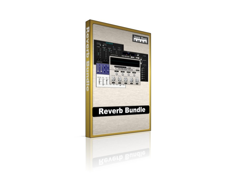 Sound Magic REVERB-02 Reverb Bundle Audio Plug In