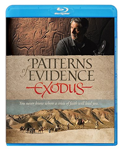 Patterns of Evidence: Exodus Blu-ray by Capitol Christian Distribution