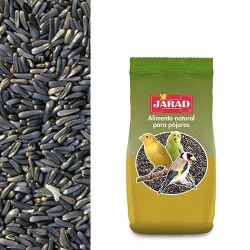 Jarad - Alimento Natural Negrillo Para Pájaros