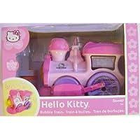 Hello Kitty Bubble Train