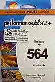 IJR - Performance Plus 564 HP Inkjet Cartridge, Photo