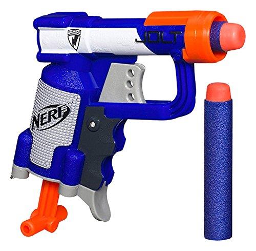 Pistola Lanzadardos Jolt de Nerf por solo 5,99€