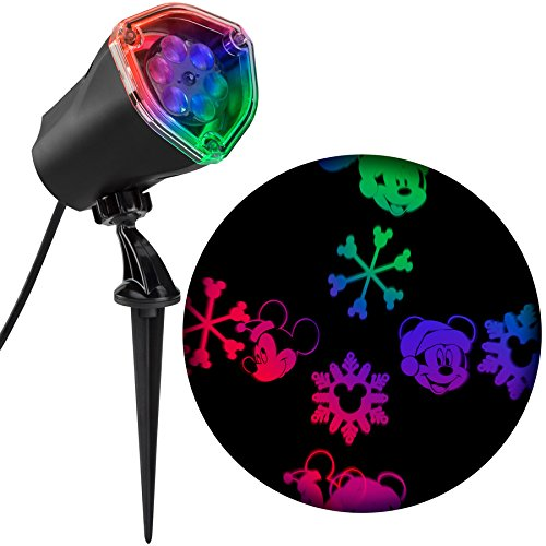 Mickey Mouse Outdoor Lighting