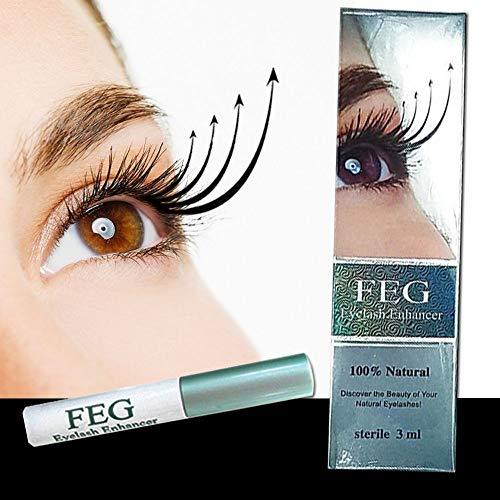 e2d6f0b2f64 FEG Eyelash Enhancer Growth Serum 3ml 2015 Anti Counterfeit Box  **AUTHENTIC**