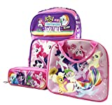 My Little Pony Movie School Backpack Lunch Bag Set 16' Bag 3pc w/Pencil Pouch