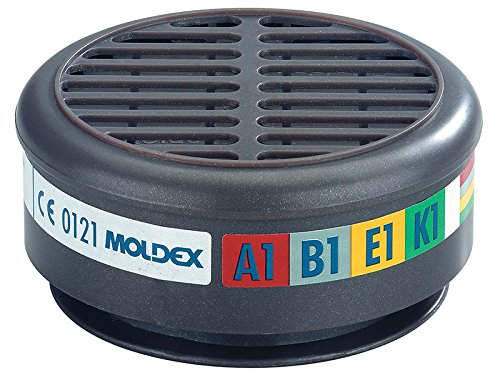 Moldex Abek1 Gas Filter For 8000 Half ()