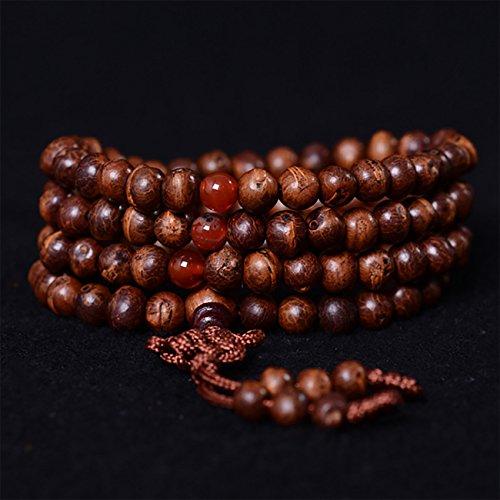 (108 Boddhi Seed Mala)