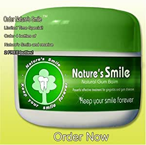 End Gum Disease with Nature's Smile