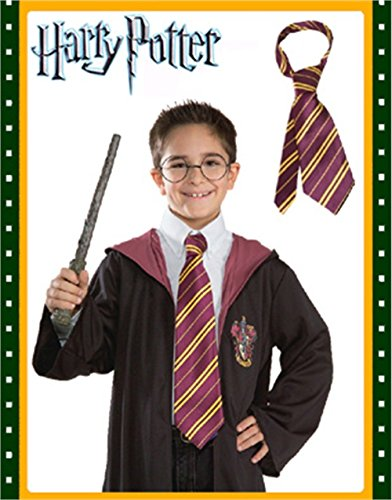[Children's Harry Potter Costume Tie] (Ron And Hermione Costumes)