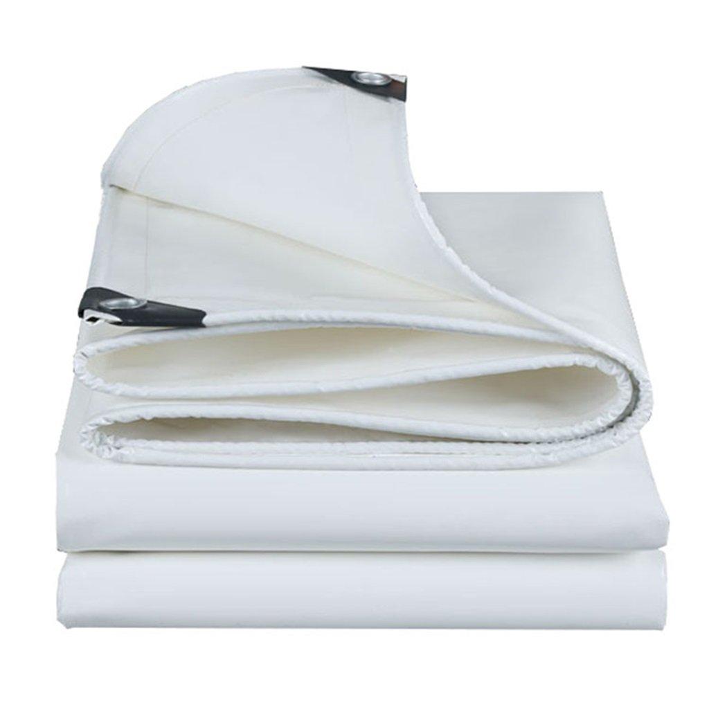 WSGZH WSGZH WSGZH Multifunktions-Heavy Duty Wasserdichte Plane Zeltfutter Für Camping Und Outdoor, Mehrere Größenoptionen (weiß) B07K82V12V Zeltplanen Spezielle Funktion 399350
