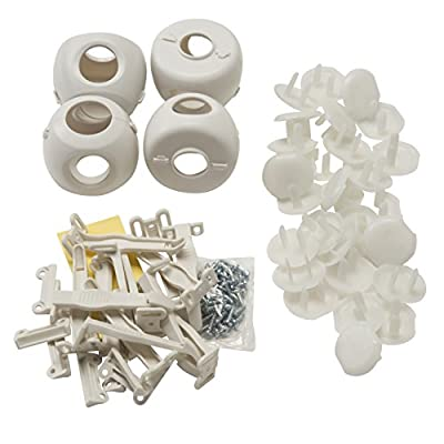 Safety 1st Safety Essentials Kit 46 pieces - 2 Pack