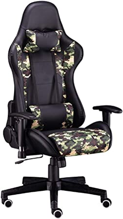 Lerdbt Desk Chairs New Gaming Chair Home Computer Chair Comfortable Gaming Gaming Chair Ergonomic Office Chair Comfortable With Office Computer For Kids Office Desk Amazon Co Uk Kitchen Home