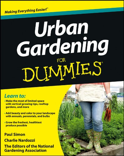 Urban Gardening FD (For Dummies): Amazon.es: National Garden ...