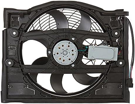 AC Condenser Fan Assembly For BMW 330Ci 325Ci BM3020100