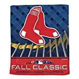 WinCraft Boston RED SOX 2018 World Series Rally 15x18 Full Color Towel