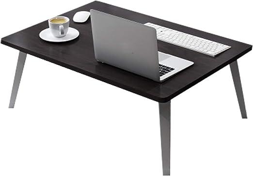 ZLL Mesa portatil Mesa plegable: el escritorio para computadora ...