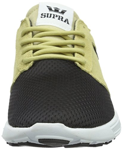 White Unisex Run Zapatillas Supra Multicolor Adulto hemp Hpb Black Hammer q4wCt8xg