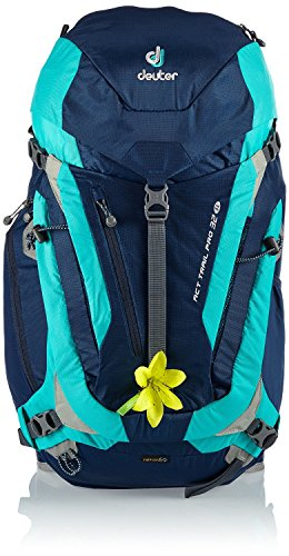 Deuter Act Trail (Deuter ACT Trail Pro Backpack (All Sizes, Colors) (Midnight/Mint, 32 SL))