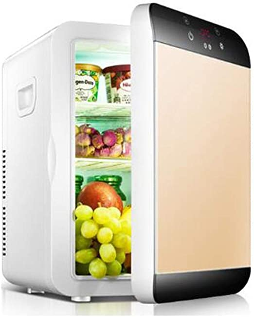 ZKKK Mini Bar, Nevera con congelador, Silent, 20L, Compresor y ...