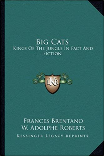 Big Cats: Kings of the Jungle in Fact and Fiction