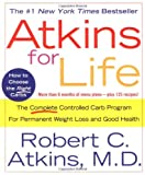 Atkins for Life, Robert C. Atkins, 0312315236