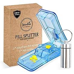 Pill Cutter. The Best Pill Cutter for Sm...