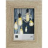 Kiera Grace Loft Picture Frame, 4 by 6 Inch , Driftwood Grey