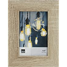Kiera Grace Loft Picture Frame, 4 X 6 Inch, Driftwood Grey