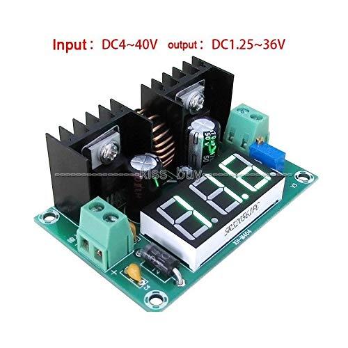 FidgetKute 200W 8A Voltage Reducer DC Converter 3.7V 5V 9V 12V 24V 1.25-36V PWM Regulator
