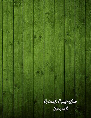 Download Animal Production Journal: Livestock Production Log ebook