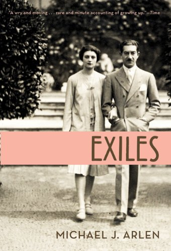 Book cover for Exiles