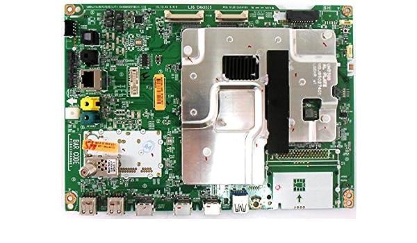 LG EBT64174317 - Placa Principal para 60UH7700: Amazon.es: Electrónica