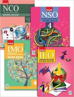 Amazon in: Buy Workbook Combo for NSO, NCO, IMO, IEO - Class