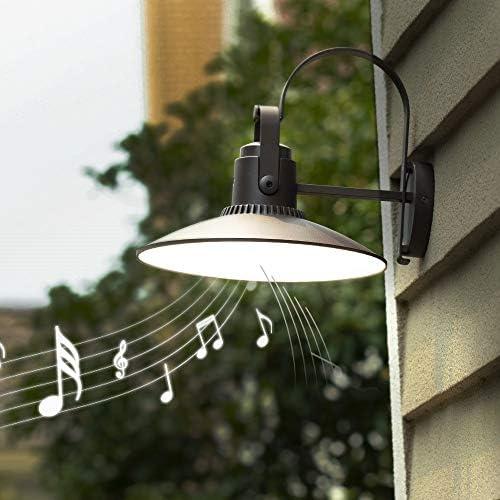 LUTEC Darli 2000 Lumen 36W LED Outdoor Wall Light