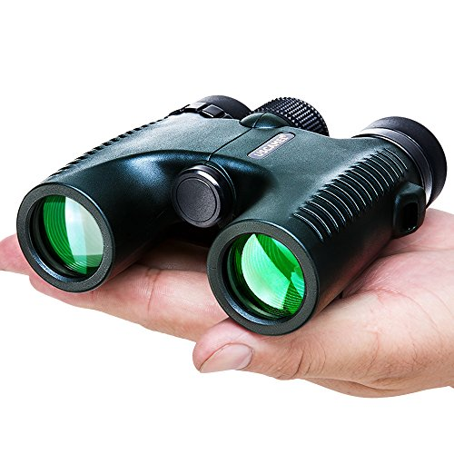 USCAMEL Compact Binoculars for Kids and Children, Adults Bir